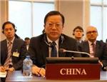 在美国使劲阻挠的时候,中国大使说话了