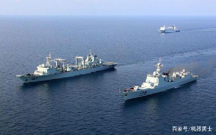 印尼海空两军在南海示威,中方:大批舰机前往对峙
