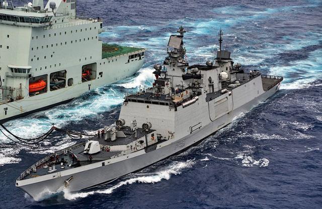 俄果然靠不住?印尼海军欢天喜地,中方沉默