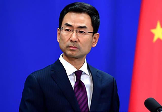 美国居心叵测干涉中国内政,外交部强势反击