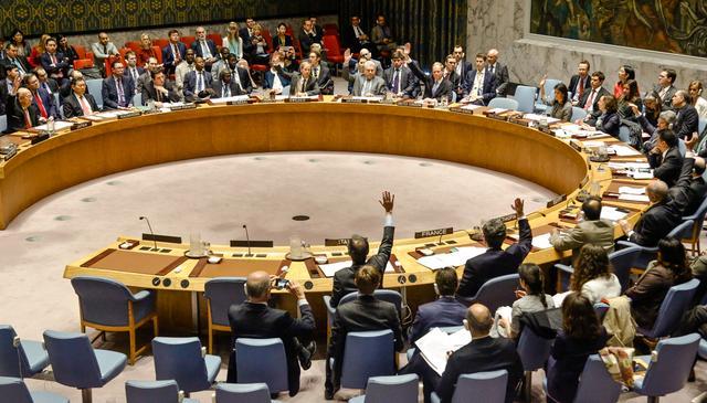 与中国双双投下反对票,俄直指决议存在缺陷
