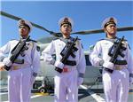 刚赶走越南头号强国挑衅,中国海军强势发声