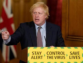 英国首相发表涉港声明!英国人看后不爽了
