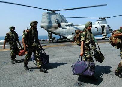 印军大批战机部署列城基地,释放何种信号?